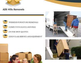 #1 para Design a Flyer for Furniture Removals Company por salamhadi