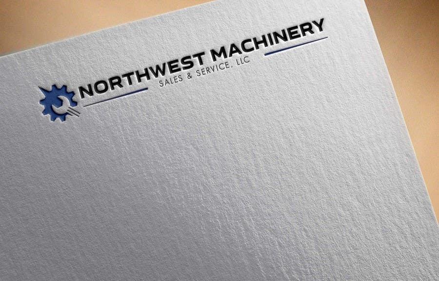 Konkurrenceindlæg #                                        5                                      for                                         Design a Logo for Northwest Machinery Sales & Service, LLC