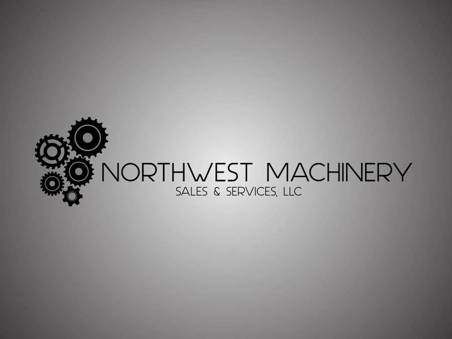 Konkurrenceindlæg #                                        9                                      for                                         Design a Logo for Northwest Machinery Sales & Service, LLC