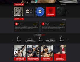 #4 for Web Design for AmericanBarbell.com by joseyde01