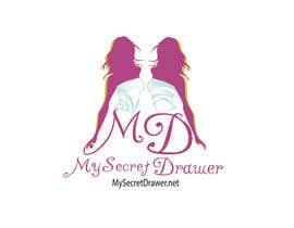 #13 for Design a Logo for MySecretDrawer.net by zelimirtrujic