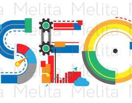 Melitabud님에 의한 Update SEO Logo - Redesign of Search Engine Optimization Branding을(를) 위한 #349