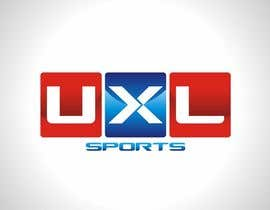 #451 para Logo Design for UXL Sports de realdreemz
