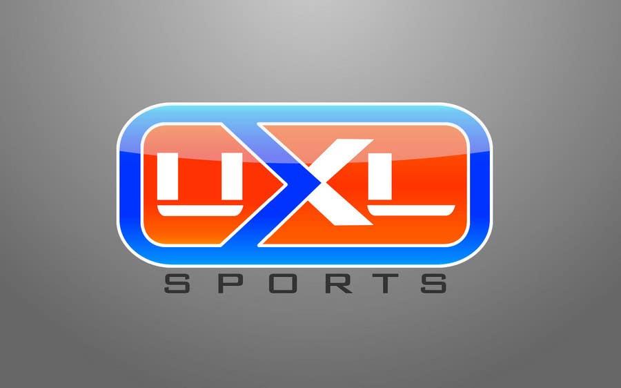Contest Entry #                                        470                                      for                                         Logo Design for UXL Sports