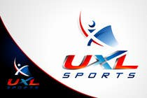 Graphic Design Contest Entry #356 for Logo Design for UXL Sports