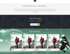 #5 for Design a Website Mockup for TW by nilsoft123