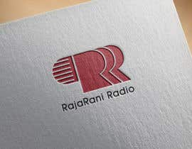 #4 for RajaRani Radio logo af SaintAchirudin