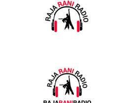 nº 22 pour RajaRani Radio logo par MridhaRupok