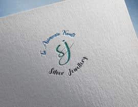 nº 51 pour Logo for silver jewellery eshop par ronyprivel