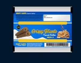 "#28 for design package wrapper metallic film for ""crispy blunts"" by AzrockDesigns"