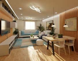 nº 42 pour designing my apartment par freemarkcasty91