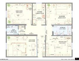 nº 30 pour designing my apartment par AshwiniVetekar