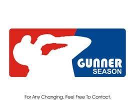 #79 for Gunner season league logo for t shirt af khanpress713