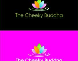 nº 10 pour Design a Logo for The Cheeky Buddha par mahinona4