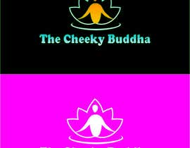 nº 12 pour Design a Logo for The Cheeky Buddha par mahinona4
