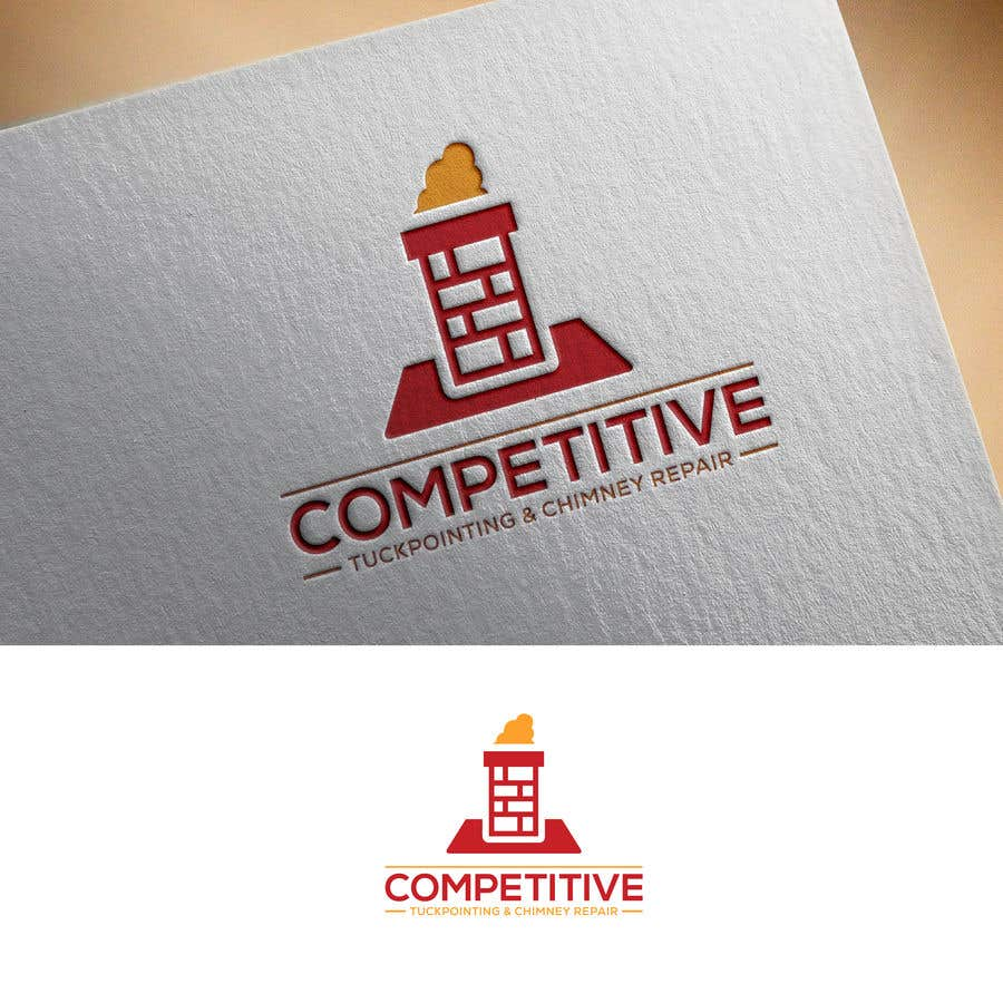 Contest Entry #                                        90                                      for                                         Logo for tuckpointing & chimney repair company