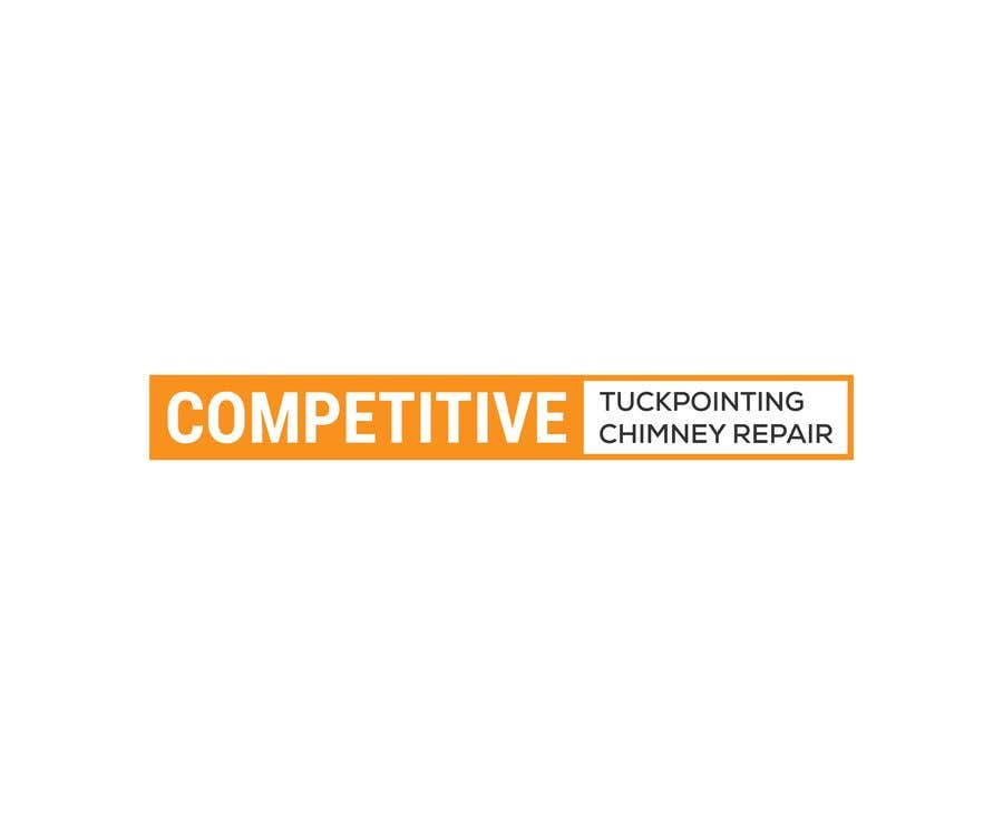Contest Entry #                                        100                                      for                                         Logo for tuckpointing & chimney repair company