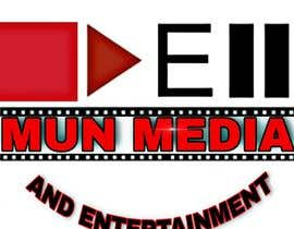 #1005 for Design me a logo for MUN MEDIA & ENTERTAINMENT (Business Name) by mohamedelzaghal2