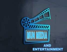 #1015 for Design me a logo for MUN MEDIA & ENTERTAINMENT (Business Name) by mohamedelzaghal2