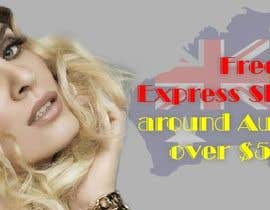 nº 1 pour Design a Banner for Hair Extension company par abrahamarul