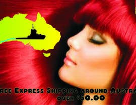 #8 untuk Design a Banner for Hair Extension company oleh Arham1502