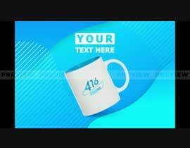 Nro 2 kilpailuun Create animated mug ad ---- .mp4 - 29/04/2021 15:30 EDT käyttäjältä sabbir911