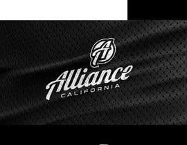 #1691 para ALLIANCE CALIFORNIA por machine4arts