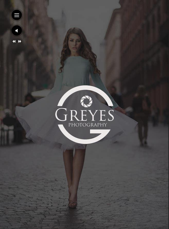 Inscrição nº 39 do Concurso para Design a Logo for Greyes Photography