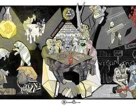 #25 pentru Spin on Picasso's Guernica de către Bearkhann