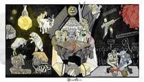 """Photoshop Intrarea #26 pentru concursul """"Spin on Picasso's Guernica"""""""