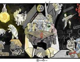#26 pentru Spin on Picasso's Guernica de către Bearkhann