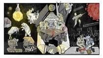 """Photoshop Intrarea #28 pentru concursul """"Spin on Picasso's Guernica"""""""