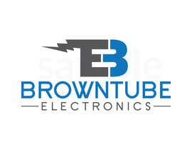 """#5 for Create a logo for a company called """"BrownTube Electronics"""" by khrabby9091"""