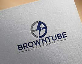 """#26 for Create a logo for a company called """"BrownTube Electronics"""" by abdulmannan918"""
