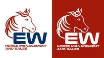 Design eines Logos for a horse selling company -- 2 için Graphic Design69 No.lu Yarışma Girdisi