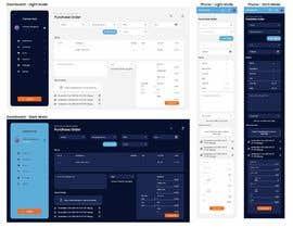 Nanbibip27 tarafından UI Design for web product using Material UI için no 23