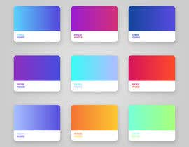 #3 for Brand color palette by amitkumarpaul007