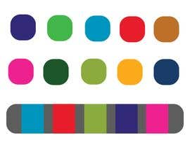 #6 for Brand color palette by sheikhsadia827