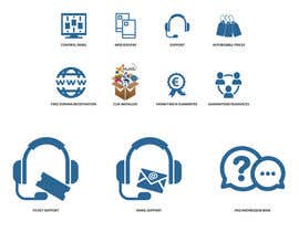 #6 cho Design some Icons for web hosting related website bởi dani786