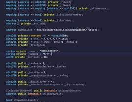 Nro 3 kilpailuun Create BEP20 / ERC20 (Ethereum) Token (Burnable, Mintable) käyttäjältä yehorhorlov
