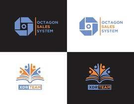 Nro 297 kilpailuun Design two logo's including favicons käyttäjältä dipakprosun
