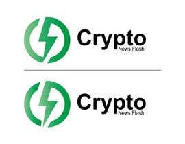 #1739 untuk Logo Design for Crypto News Site oleh diptisarker1