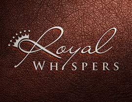 #177 for Royal Whispers - design a label by mdidrisa54