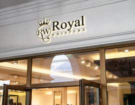 #68 for Royal Whispers - design a label by ronykumar668
