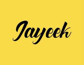 Nro 726 kilpailuun Jayeek logo käyttäjältä mizangraphics