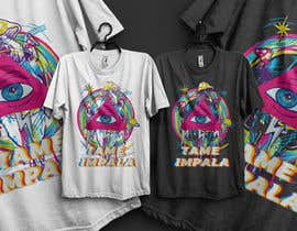 #30 cho Create a cool psychedelic band t-shirt bởi ferdousisultana2