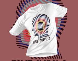 #42 cho Create a cool psychedelic band t-shirt bởi rabbyrohomotula0