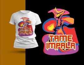 #65 cho Create a cool psychedelic band t-shirt bởi mirasiqur000