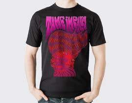 #20 cho Create a cool psychedelic band t-shirt bởi zamilgd50