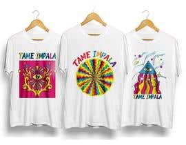 #50 cho Create a cool psychedelic band t-shirt bởi PriankaBiswaspeu